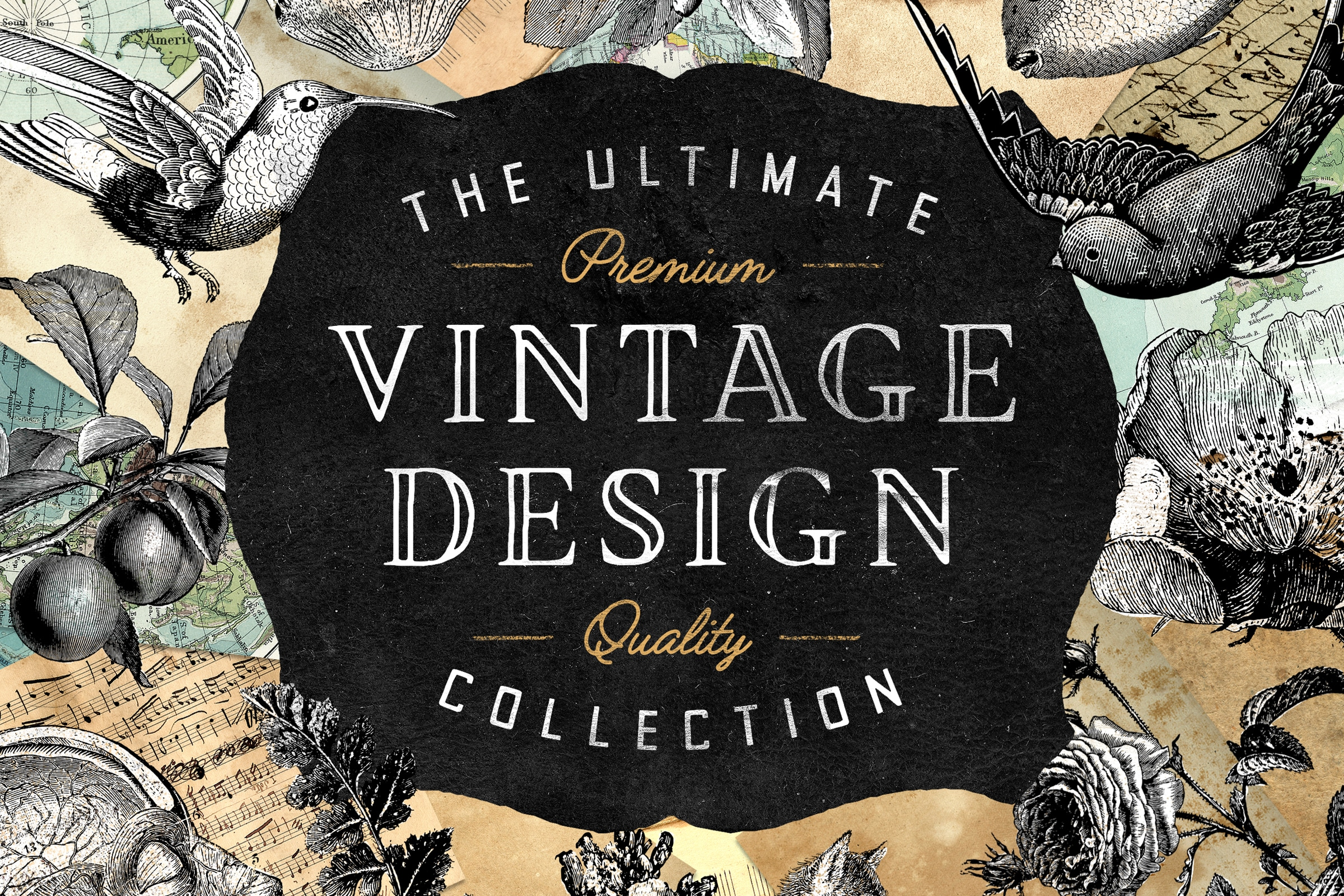 The Ultimate Vintage Design Collection