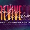Revive 80 - 1980's Font Collection